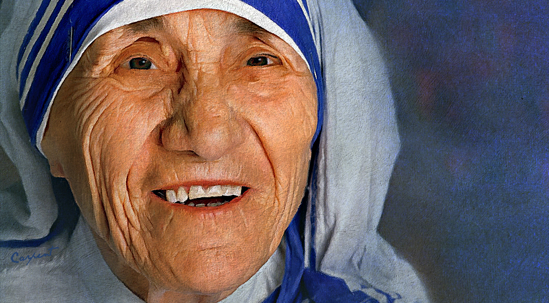 an introduction to the life of mother theresa